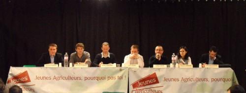 Jeunes Agriculteurs du Tarn, Assemblée Générale du 14 fevrier 2014 / © JA 81