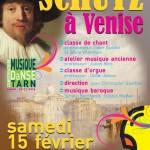 Castres : Schütz à Venise