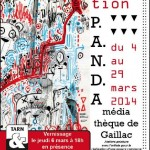 Gaillac Aurel, Graffiti Artist (c) mediathèque de Gaillac