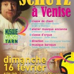 Gaillac : Schütz à Venise, le CMDT en concert à l'Eglise Saint-Pierre de Vors