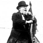 Jean Jaurès, éminent socialiste français, était l'un des plus éloquents parmi les pacifistes européens / © www.centenaire.org