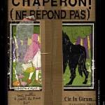 Lautrec Chaperon ! (ne répond pas) (c) Compagnie In Girum...