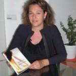 Rencontre avec Valérie Valérie Framit (c) médiathèque de Parisot
