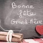 Dimanche 2 mars 2014 : Bonne fête Grand-Mère
