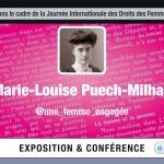 Marie-Louise Puech-Milhau, une femme engagée (c)