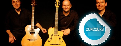 Gagnez des places pour le concert de Mystère Trio à Saint-Sulpice - Concours DTT