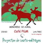 Lautrec : Projection de Courts-Métrages