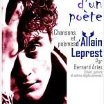 Les Cabannes : Bernard Aries chante Alain Leprest