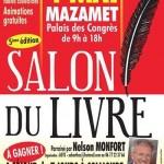 Mazamet : Salon du livre de Mazamet 2014