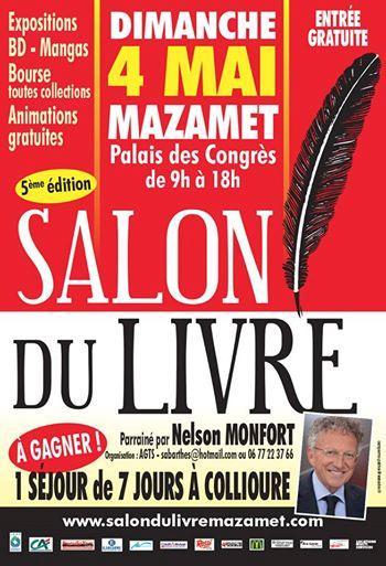 Mazamet salon du livre de mazamet 2014 dans ton tarn - Salon du livre gaillac ...