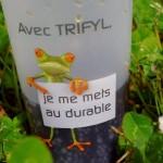 Environnement : Soif d'été ? Des gobelets Trifyl réutilisables !