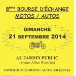 Bourse d'Echange Motos et Autos (c) Moto Club Mazamétain