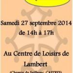 Castres Stage de danses traditionnelles (c) Centre Occitan du Pays Castrais