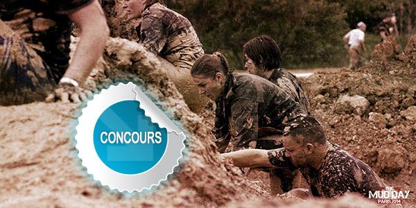 Gagnez votre dossard pour THE MUD DAY à Cap Découverte, Concours DTT