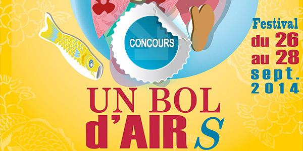 Gagnez des places pour le festival Un bol d'Air'S 2014 - Concours DTT