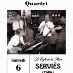 Serviès : Concert Jazz