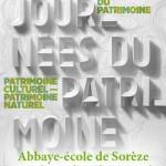Sorèze Journées du Patrimoine (c) Syndicat Mixte de l'Abbaye-école de Sorèze