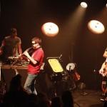 The Electro Canouche Orchestra (c) Association ALGORITHME