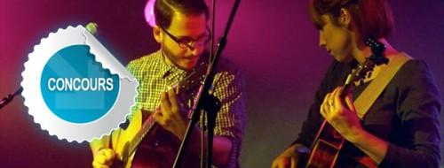 Gagnez des places pour les concerts de JELL-oO et L'Oscar Delgar | à Saint-Sulpice - Concours DTT