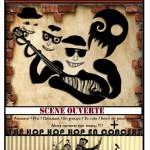 Saix : Scene ouverte et Concert «The HOP HOP HOP»