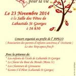 Labastide-Saint-Georges : 4 Choeurs pour la Vie