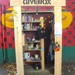 Albi : Inauguration d'une GiveBox