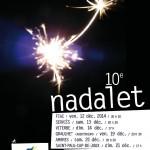 Saint-Paul-Cap-de-Joux : Nadalet 2014, spectacle de Noël à la salle des fêtes