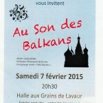 Lavaur : Concert au son des Balkans à la Halle aux grains