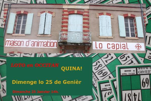 Saint ju ry loto en occitan dans ton tarn for Loto dans 01
