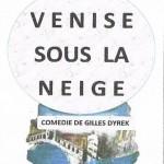 Ambres : Venise sous la neige, théâtre à la salle des fêtes