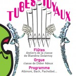 Castres : Tubes et Tuyaux, concert avec le Conservatoire de Musique et de Danse du Tarn