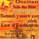 Lagarrigue : 6ème Bal Occitan de Lagarrigue