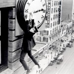 Harold Lloyd dans le film Safety Last! de Fred C. Newmeyer