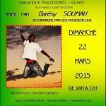 Rabastens : Stage de danse Africaine animé par  Barésy