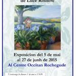 Albi : Luce Rodière, exposition de peintures au Centre Occitan Rochegude