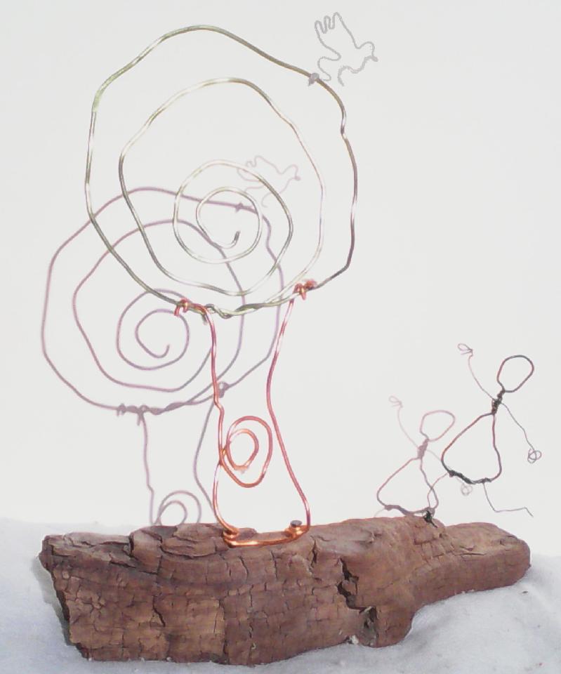 albi sculptures en fil de fer stage pour les 9 12 ans la mjc dans ton tarn. Black Bedroom Furniture Sets. Home Design Ideas