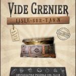 Lisle-sur-Tarn : 15ème Vide-grenier de Lisle sur Tarn