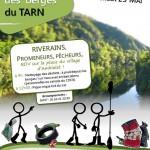 Environnement : Opération Nettoyage des berges du Tarn