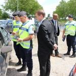 Sécurité routière : 24h de contrôles «non-stop» dans le Gaillacois