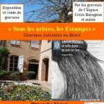 Lisle-sur-Tarn : Marché de l'Estampe au Musée Raymond Lafage