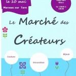 Marssac-sur-Tarn : Marché des créateurs