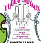 Gaillac : Tubes et Tuyaux, le CMDT en concert à l'Abbaye St Michel