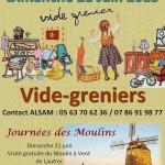 Vide-greniers de Lautrec (c) ALSAM