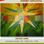 Lautrec : Amer Daoud expose à l'Office de tourisme