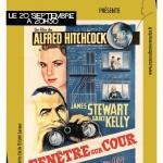 Lavaur : Fenêtre sur cour, rétrospective Alfred Hitchcock à l'Espace des Nouveautés