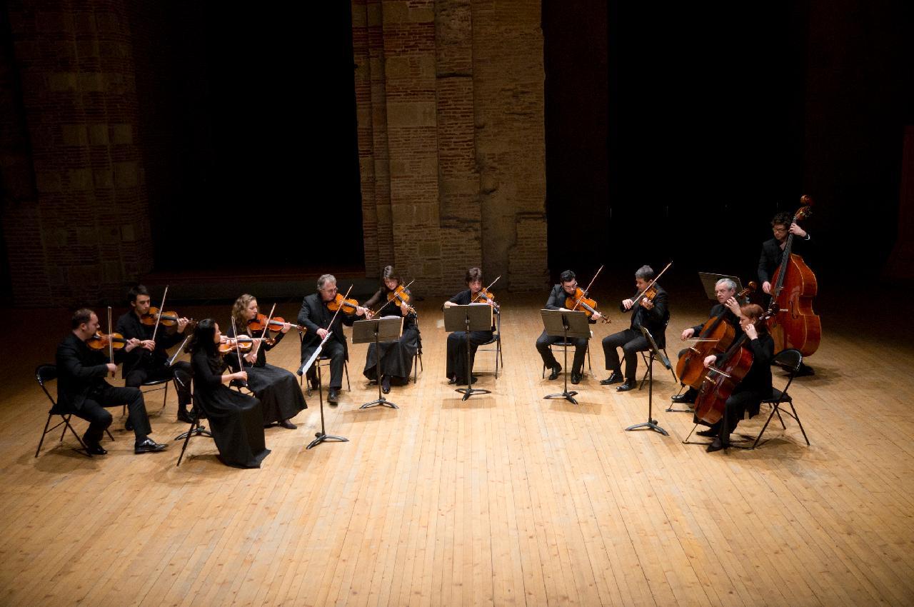 Lavaur a tempo les grands classiques viennois dans - Orchestre chambre toulouse ...