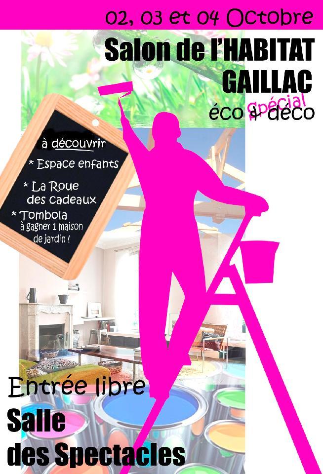 Gaillac salon de l habitat eco et d co dans ton tarn for Salon eco habitat