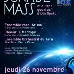 Castres : Sunrise mass d'Ola Gjelio, concert au Théâtre municipal