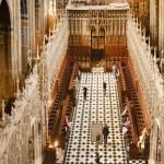 Culture : Inauguration de la restauration du chœur des chanoines de la cathédrale Sainte-Cécile d'Albi