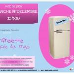 Saix : Fanfrelette fée du frigo, conte de Noël à la MJC